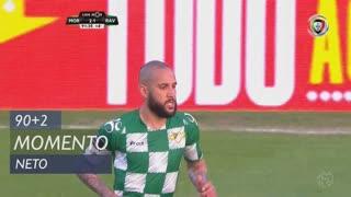 Moreirense FC, Jogada, Neto aos 90'+2'