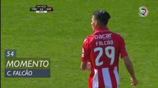CD Aves, Jogada, Claudio Falcão aos 54'