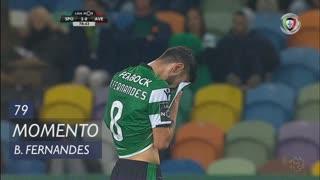 Sporting CP, Jogada, Bruno Fernandes aos 79'