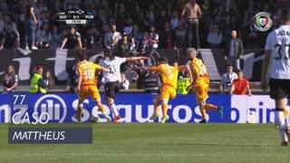 Vitória SC, Caso, Mattheus aos 77'