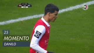 SC Braga, Jogada, Danilo aos 25'