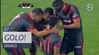 GOLO! SC Braga, Danilo aos 57', CD Aves 0-1 SC Braga