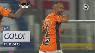 GOLO! Portimonense, Paulinho aos 61', Portimonense 4-1 Vitória FC
