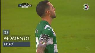 Moreirense FC, Jogada, Neto aos 32'