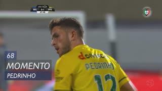 FC P.Ferreira, Jogada, Pedrinho aos 68'