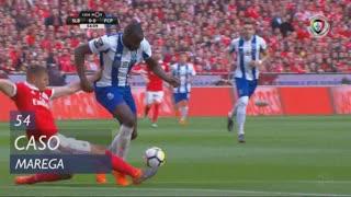 FC Porto, Caso, Marega aos 54'