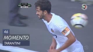 Rio Ave FC, Jogada, Tarantini aos 45'+1'