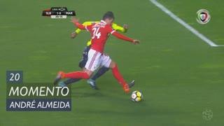 SL Benfica, Jogada, André Almeida aos 20'