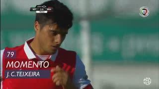 SC Braga, Jogada, João Carlos Teixeira aos 79'