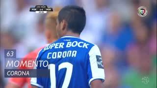 FC Porto, Jogada, Corona aos 63'