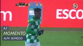 Moreirense FC, Jogada, Alfa Semedo Esteves aos 62'