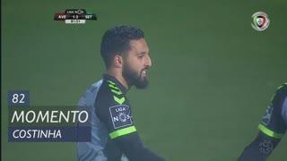Vitória FC, Jogada, Costinha aos 82'