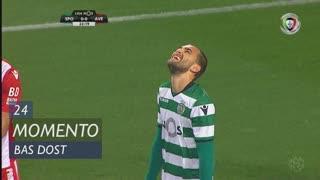 Sporting CP, Jogada, Bas Dost aos 24'