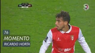 SC Braga, Jogada, Ricardo Horta aos 76'