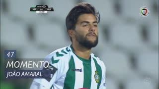 Vitória FC, Jogada, João Amaral aos 47'