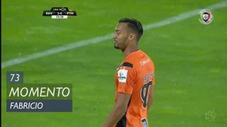 Portimonense, Jogada, Fabricio aos 73'