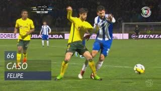 FC Porto, Caso, Felipe aos 66'