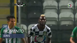 Boavista FC, Jogada, Idris aos 58'