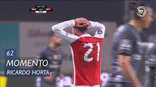 SC Braga, Jogada, Ricardo Horta aos 62'