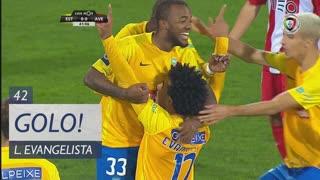 GOLO! Estoril Praia, Lucas Evangelista aos 42', Estoril Praia 1-0 CD Aves