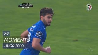 CD Feirense, Jogada, Hugo Seco aos 89'