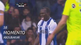 FC Porto, Jogada, Aboubakar aos 58'