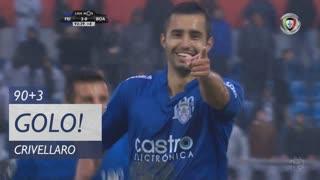 GOLO! CD Feirense, Crivellaro aos 90'+3', CD Feirense 3-0 Boavista FC