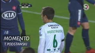 Vitória FC, Jogada, Tomás Podstawski aos 31'