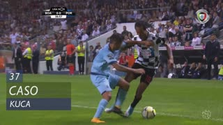 Boavista FC, Caso, Kuca aos 37'