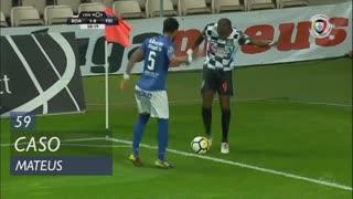 Boavista FC, Caso, Mateus aos 59'