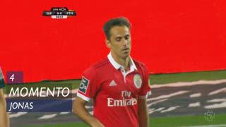 SL Benfica, Jogada, Jonas aos 4'