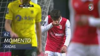 SC Braga, Jogada, Bruno Xadas aos 62'