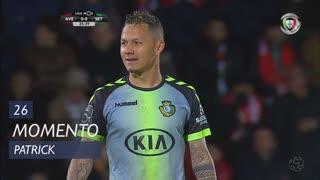 Vitória FC, Jogada, Patrick aos 26'