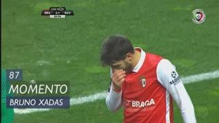 SC Braga, Jogada, Bruno Xadas aos 87'