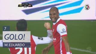GOLO! SC Braga, Wilson Eduardo aos 7', Estoril Praia 0-1 SC Braga