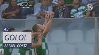 GOLO! Moreirense FC, Rafael Costa aos 43', Moreirense FC 1-0 Sporting CP