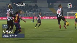 Boavista FC, Caso, Rochinha aos 73'
