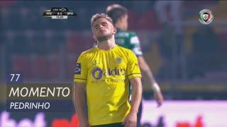 FC P.Ferreira, Jogada, Pedrinho aos 77'
