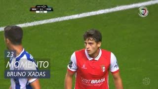 SC Braga, Jogada, Bruno Xadas aos 23'