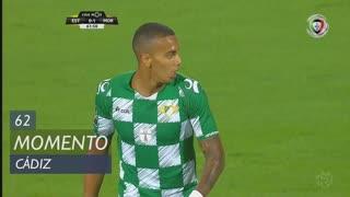 Moreirense FC, Jogada, J. Cádiz aos 62'