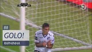 GOLO! Vitória SC, Raphinha aos 88', Vitória SC 3-3 Portimonense
