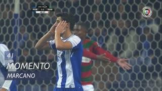 FC Porto, Jogada, Marcano aos 41'