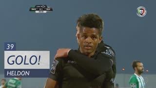 GOLO! Vitória SC, Heldon aos 39', Rio Ave FC 0-1 Vitória SC
