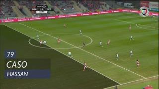 SC Braga, Caso, Hassan aos 79'