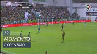 Sporting CP, Jogada, Fábio Coentrão aos 79'