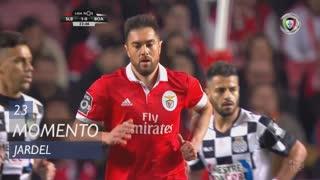 SL Benfica, Jogada, Jardel aos 23'