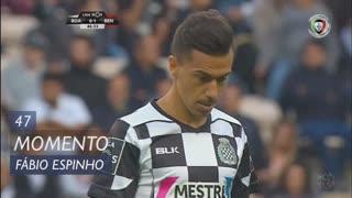 Boavista FC, Jogada, Fábio Espinho aos 47'