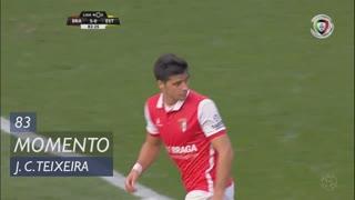 SC Braga, Jogada, João Carlos Teixeira aos 83'