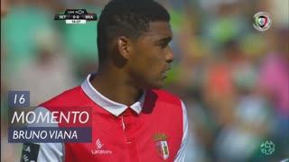 SC Braga, Jogada, Bruno Viana aos 16'