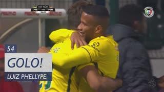 GOLO! FC P.Ferreira, Luiz Phellype aos 54', FC P.Ferreira 1-0 Portimonense